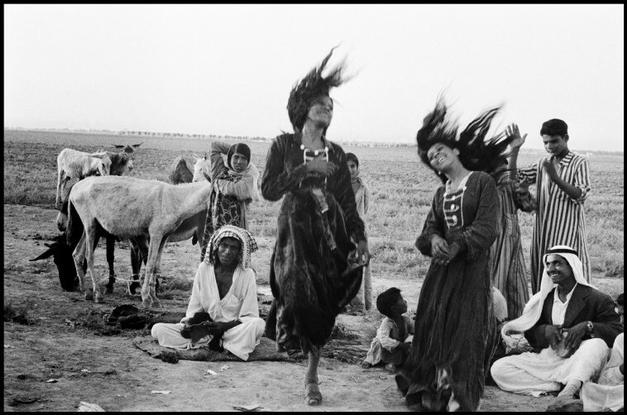 Dancing Bedoins