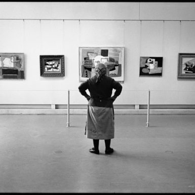 Picasso Exhibition at the Tel Aviv Museum by Micha Bar Am, 1966 | © Micha Bar Am | Courtesy of °CLAIR Gallery